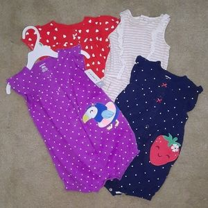 Bundle Toddler Rompers